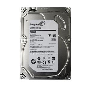 Seagate ST4000DM000 Desktop 4TB 64MB Cache Internal Hard Drive